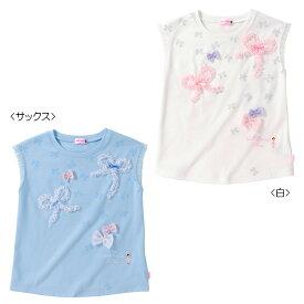 【アウトレット】ミキハウス mikihouse Tシャツ(120cm・130cm) 女の子