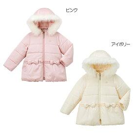 【アウトレット】ミキハウス mikihouse ガールズジャンパー(110cm-150cm) 子供服 こども キッズ 女の子 かわいい