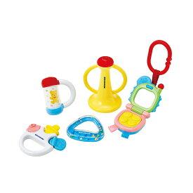ミキハウス mikihouse ベビートイセット(6ヶ月から)【箱入】 ベビー 赤ちゃん おもちゃ 出産祝い ギフト お祝い プレゼント
