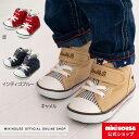 ミキハウス ダブルビー mikihouse セカンドベビーシューズ(13cm-15.5cm) ベビー キッズ 赤ちゃん 男の子 女の子 靴 プ…