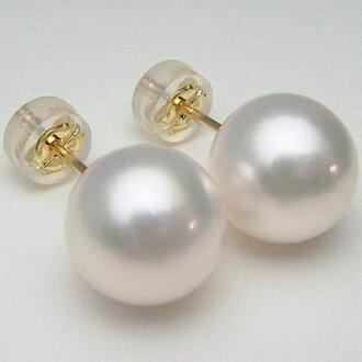 Pt900/K18/K14WG Akoya 珍珠耳環 (耳環魅力) 歐洲婦女遊說團-5697 (哦這裡或這珍珠 Akoya 珍珠、 珍珠 Akoya 日本珍珠真正珍珠耳環伊勢志摩珍珠直接 18 金鉑 900 紮耳環是 OK)