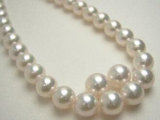 日本 Akoya 珍珠項鍊與耳環 K14WG (耳環) 2 點設置 swl 5691 (Akoya 珍珠項鍊套日本珍珠這珍珠的珍珠項鍊石馬) 支援