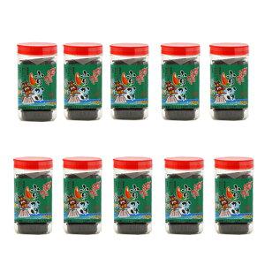 島とうがらし入りふりかけ1箱10個入り×10ケース(60枚入り×60個)送料無料 海苔 味付け海苔 ご飯のお供 おつまみ 激辛 ギフト ノリ ふりかけ 海苔 味付け海苔 ご飯のお供 おつまみ 激辛 辛い