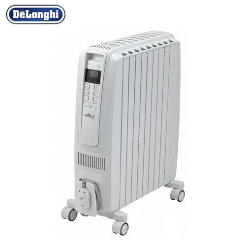 オイルヒーター デロンギ (DeLonghi) ドラゴンデジタルスマート オイルヒーター 【10〜13畳】QSD0915-WH