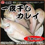 一夜干しカレイ(5枚セット)福井県三国港