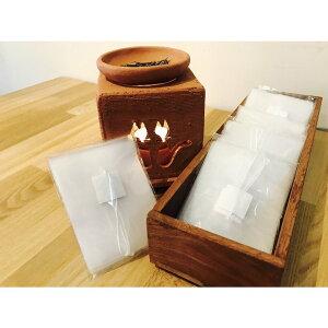 【台湾茶藝館 狐月庵】ティーバッグを自分で作ろう タグ付きティーバック【10枚入】