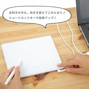 筆や写楽KUMADORIペンタブ