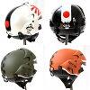 头盔自行车 GPA OSBE (GPA OSB) 射流头盔配件即时交货 ● ● osvetlenerd 龙卷风 OSBE 战斗直升机军事设计头盔射流头盔
