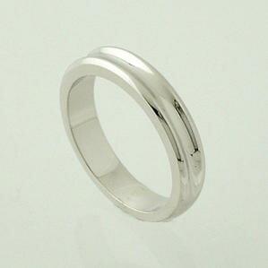 指輪 【刻印無料】close to me シンプルブルーダイヤシルバーリングSR14-004【プレゼント】【ペアリング】