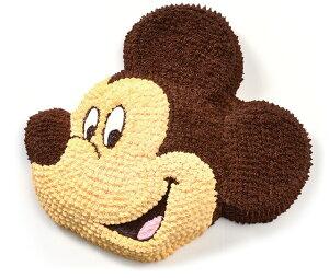 ミッキー/2Dケーキ ミッキーマウス バースデーケーキ 誕生日パーティー キャラクター ディズニー 立体ケーキ デコレーションケーキ サプライズ クリスマス