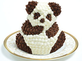 リトルパンダケーキ 誕生日ケーキ バースデーケーキ キャラクター プレゼント サプライズ かわいい 記念日 誕生日パーティー
