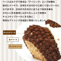 マイルストーンパンダケーキ(立体ケーキ)