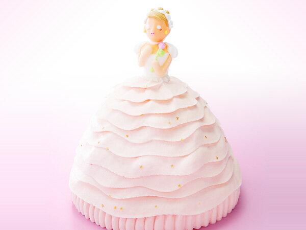 マイルストーン プリンセスケーキ(バースデーケーキ/誕生日ケーキ/デコレーションケーキ/3Dケーキ/立体ケーキ/プレゼント/サプライズ/女子会/キャラクター/おとりよせ/ウエディング)