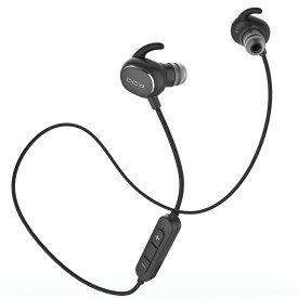 QCY QY19 ワイヤレスイヤホン Bluetooth イヤホン スポーツ ランニング IP64 防水 軽量 小型 スマホ マイク付き 音量調整 カナル型 高音質 両耳 通話 ブルートゥース イヤホン ワイヤレス ヘッドホン ヘッドセット 長時間 iPhone Android 対応