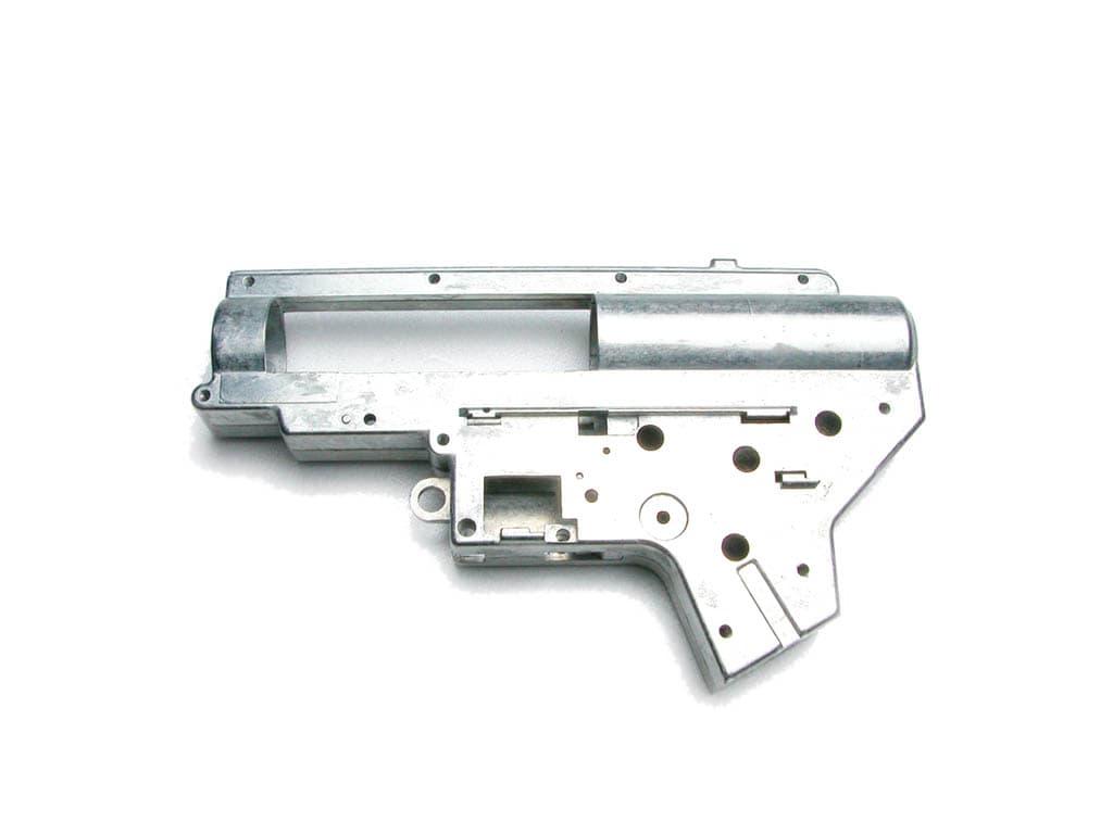 【強度アップ】HurricanE ハリケーンVer2 強化メカボックス 6mmベアリング★M16A1/VN、MP5A4/A5/SD5/SD6/、G3A3/A4等