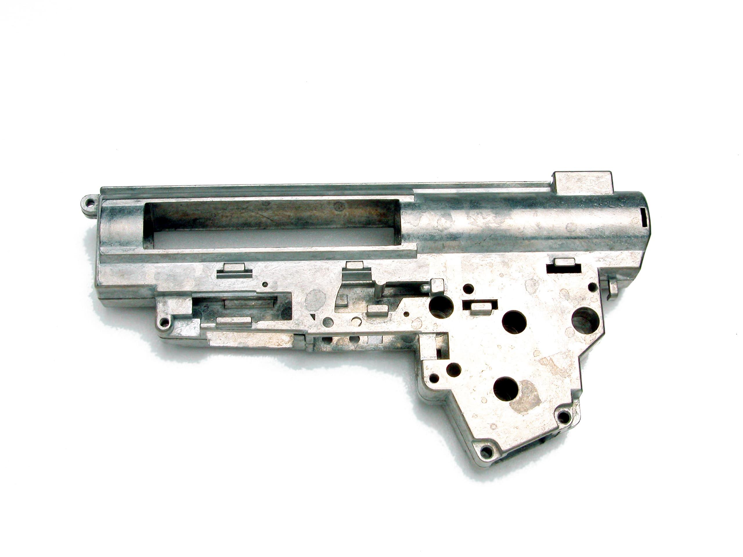 【強度アップ】HurricanE ハリケーンVer3 強化メカボックス 7mmベアリング★AK47/S MP5K AUG