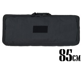 【M4/HK416D/G36Cなどカービンサイズに最適】MILITARY-BASE(ミリタリーベース)85cm シンプル ソフトガンケース◆サブガンスペース有り ライフルケース バッグ