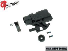 M1911-21(B)■GUARDER 強化ホップアップチャンバー フルセット M1911/MEU◆チャンバーカバー 長掛けホップ ホップ量アップ マルイ M1911/MEU対応 重量弾対応可能