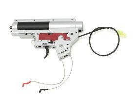 ORGA AIRSOFT ORGA V2 組込済 ハイレスポンスメカボックス 後方配線 8mm軸受け◆送料無料/J-Armament/M4/KING ARMS/G&P/VFC/コンプリート