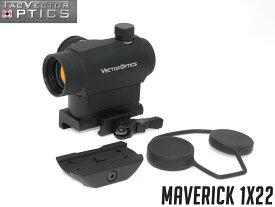VECTOR OPTICS Maverick 1x22 マイクロドットサイト◆実銃対応 ダットサイト 高精度 20mmレール対応 高さ調整可 超高輝度 11段階調整可 簡単脱着 曇り防止仕様