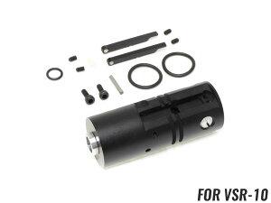 CNC アルミ ワンピースチャンバーセット VSR-10◆一体型ホップアップチャンバー 東京マルイ エアコキ VSR10対応 ホップ傾き微調整可