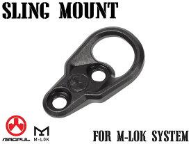 【正規品】MAGPUL M-LOK パラクリップ スリングマウント◆マグプル正規品 Mロック ハンドガード/RAS/RIS/フォアエンド対応 クリップ式スリング取付可