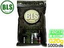 BLS トレーサーBB弾 0.20g 5000発(1kg)◆グリーン 蓄光 高精度BB弾 インドア戦 CQC戦 室内用プラスティック弾 高精度5…