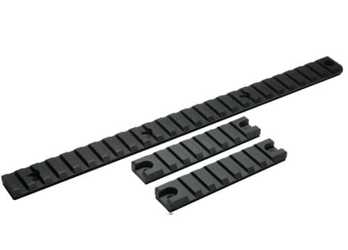 GunsModify(ガンズモデファイ)MP7A1 A6061 CNCレール◆ノーマルの約半分の重量で軽量!KSC/KWA/Umarex  MP7A1
