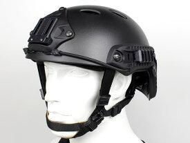 【サバゲーに】FMA OPS-CORE FAST CARBON タイプ ヘルメット BK M/L◆VSAシュラウド標準装備/米軍/特殊部隊