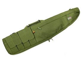 MILITARY-BASE(ミリタリーベース)ガンケース/OD 950mmまでのガンに対応! M4/MP5A4などの運搬に最適! ガンバッグ ソフトケース