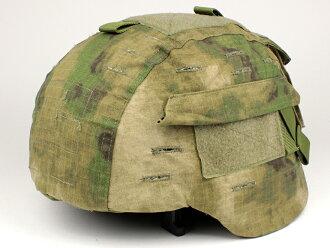 EMERSON GEAR MICH2000 helmet cover GEN2/A-TACS-FG ◆ simple color change!  Velcro specifications