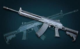 KSC ガスブローバック モダナイズドAK KTR-03/M4カービンに匹敵するセットアップの自由度★対象年齢18歳以上