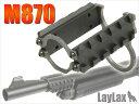 LayLax(ライラクス) 東京マルイガスショットガンM870用 ミニレイルシステム/ライト★フラッシュライトや光学アイテム…