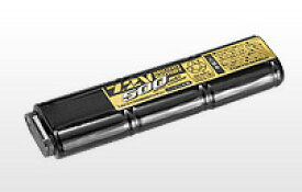東京マルイ 7.2V 500mAh マイクロ500バッテリー エアガン エアーガン
