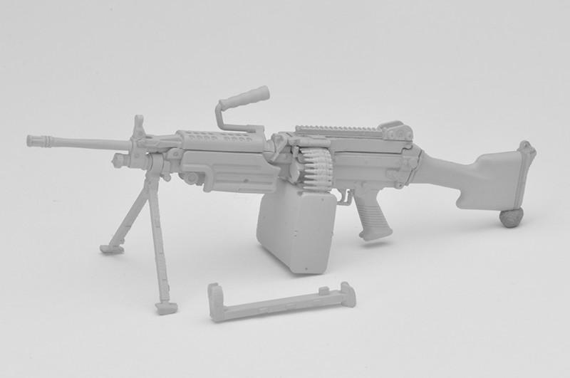 トミーテック LA032 LittleArmory M249タイプ [エアガン/エアーガン]