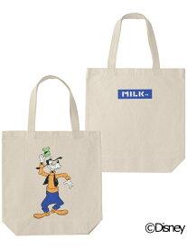 [Rakuten Fashion]【SALE/30%OFF】TOTE BAG GOOFY MILKFED. ミルクフェド バッグ トートバッグ ホワイト【RBA_E】
