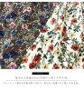 <Milk tea next> vintage style, 3way flower dress (lady's floral design dress shirt-dress flower print dress long sleeves long dress)