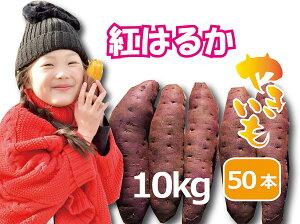 焼き芋 紅はるか 50本入り ねっとり食感 熟成 11月収穫 低温完熟 2時間以上かけて焼いた甘い焼き芋 ギフト対応 ふるさと便でも人気 限定29セット 桃太郎の 岡山 約 2kg以上 スイーツ お取り寄