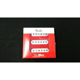 Fender Tex-Mex Strat Pickups シングルコイルセット エレキギターピックアップ