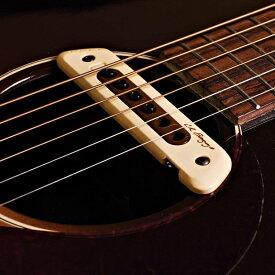 L.R.BAGGS M80 アコースティックギター用ピックアップ バッテリーチェック機能付 並行輸入品
