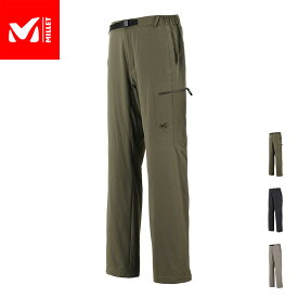 【公式】 ミレー (Millet) ウォーム ストレッチ イージー パンツ WARM EASY MIV01629 / トレッキング パンツ あす楽