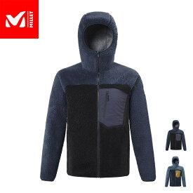 【公式】 ミレー (Millet) 8 セブン ウィンドシープ ジャケット 8 SEVEN MIV7985 / 防風 フリース あす楽