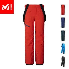 【公式】 ミレー (Millet) ヘイズ ストレッチ パンツ HAYES MIV8086 / スキーウェア