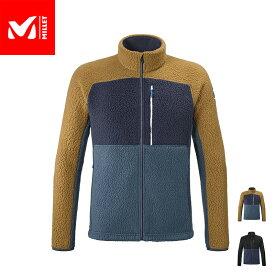 【公式】 ミレー (Millet) 8セブン フリースシープ ジャケット 8 SEVEN MIV8495 / アウトドア フリース あす楽