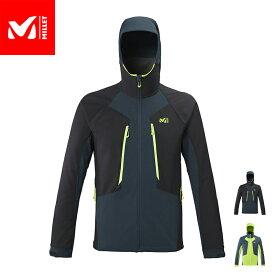 【公式】 ミレー (Millet) ツアリング シールド イクストリーム フーディ TOURING SHIEEXTREME MIV8513 / スキーウェア
