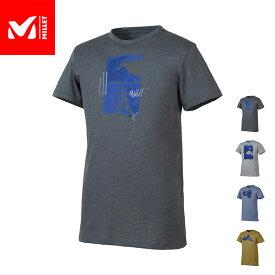 【公式】 ミレー (Millet) リミテッド エディション III Tシャツ ショートスリーブ MIV8306 あす楽