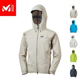【公式】 ミレー (Millet) ティフォン 50000 ストレッチ ジャケット TYPHON MIV01479 / 防水透湿 レインウェア メンズ あす楽