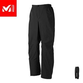 【公式】 ミレー (Millet) ティフォン 50000 ストレッチ パンツ TYPHON MIV01480 / 防水透湿 レインウェア あす楽