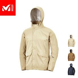【公式】 ミレー (Millet) ティフォン タフ ストレッチ フィールド ジャケット TYPHON TOUGH MIV01664 / 防水透湿 レインウェア メンズ あす楽