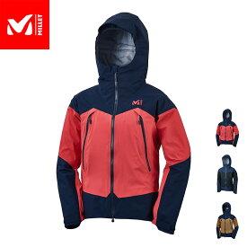 【公式】 ミレー (Millet) ティフォン タフ ストレッチ エクスプロア ジャケット TYPHON TOUGH MIV01753 / 防水透湿 レインウェア メンズ あす楽